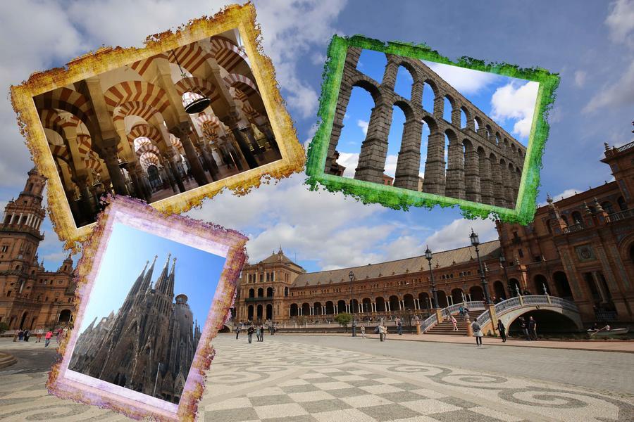 南歐風情畫 西班牙~拉丁文化、世界遺產、米其林推薦餐10日