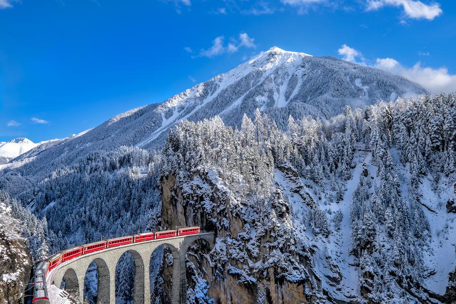 【賺很大】純淨瑞士、無煙山城策馬特、馬特洪峰、冰河列車、天空步道8日