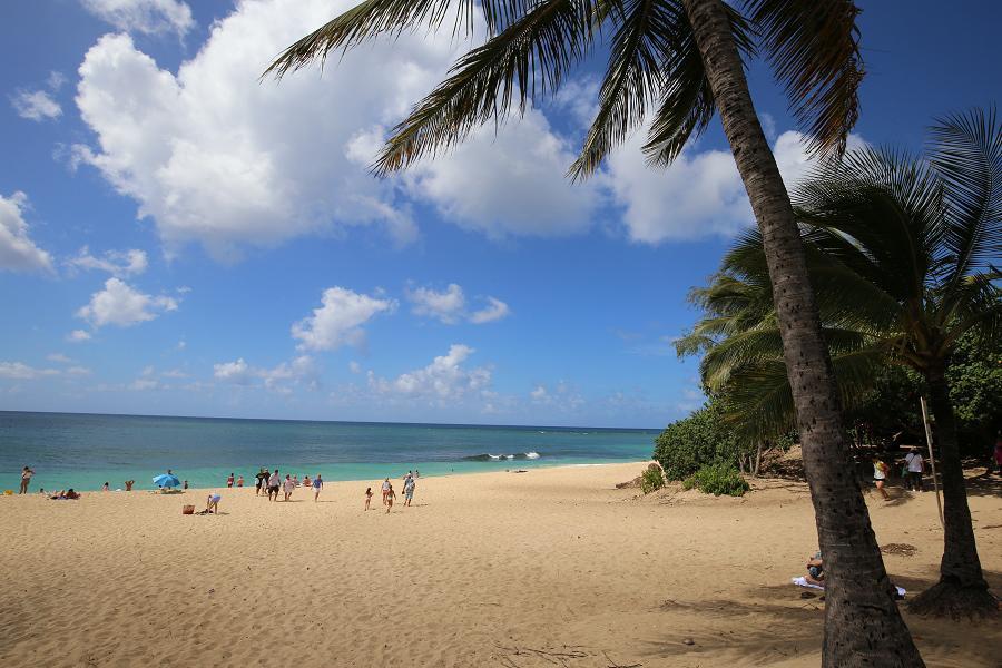 浪漫好時光~悠閒漫遊夏威夷6天