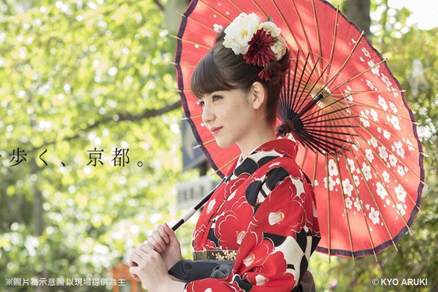 【東南週年慶】京都浪漫.和服體驗.食尚大阪5日