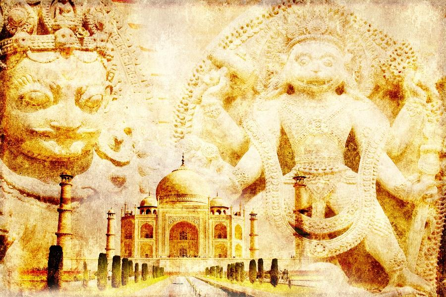 【金豬報喜】南北印度金三角、孟買、奧蘭卡巴雙石窟、寶萊塢製片場10日