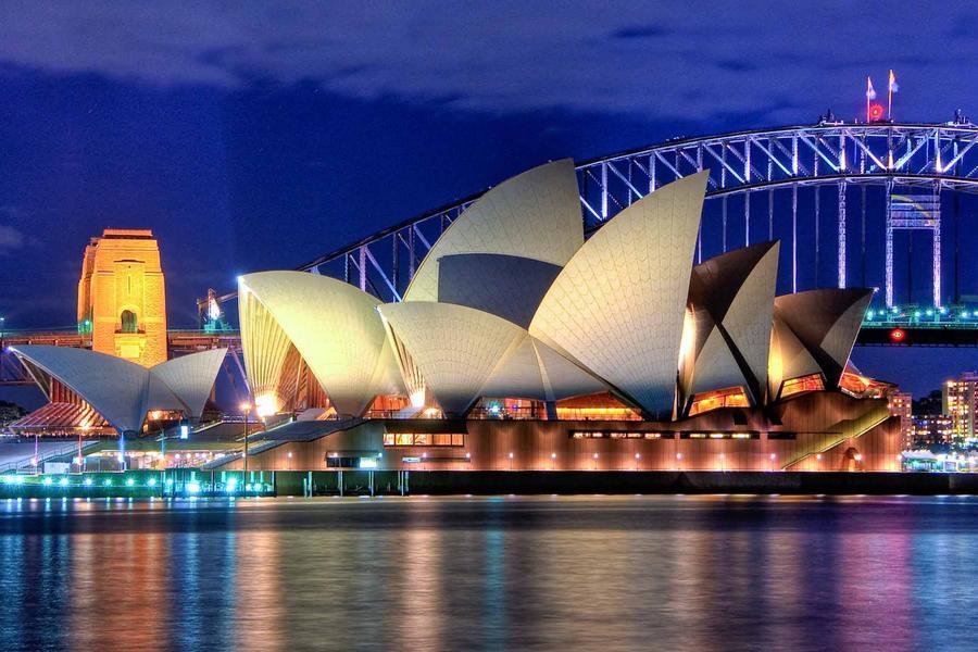 【賺很大】雪梨~華航直飛、歌劇院、邦黛海灘、岩石區、雪梨魚市場5日