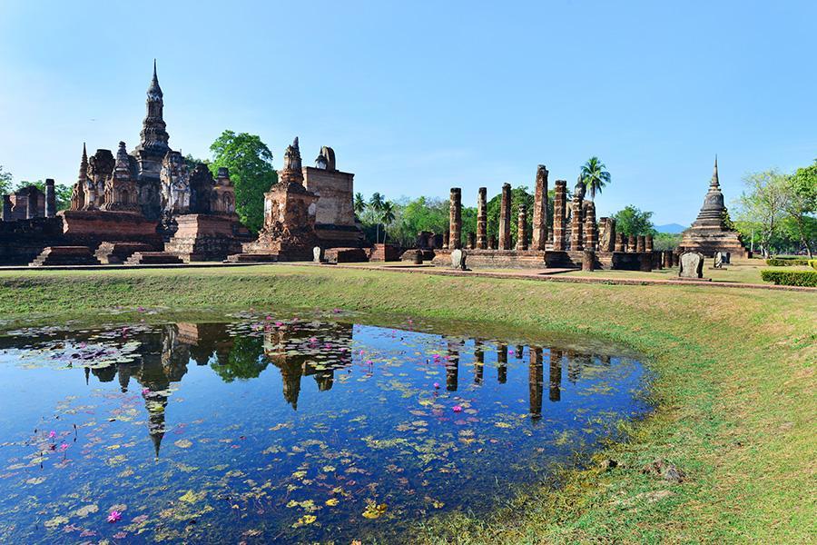 《古都巡禮》暢遊泰北-清邁、南邦、素可泰,泰式下午茶《含稅簽》