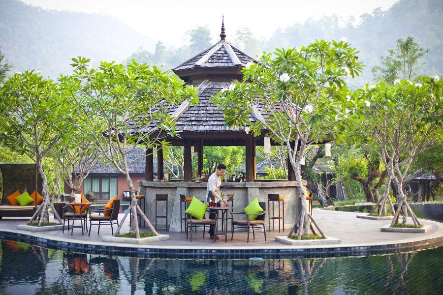 《好時光》百萬渡假村、叢林探險、蘭納風格星巴克 清邁五日《含稅簽》