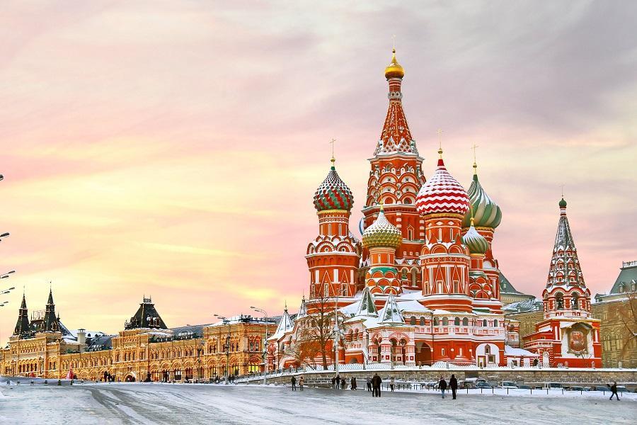 【金豬報喜】俄羅斯全程五星、冬宮博物館、馬戲團、杜蘭朵宮廷饗宴8日