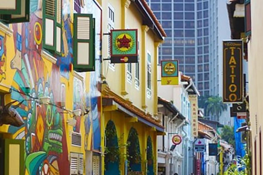 【星光閃耀~新加坡】 超級樹+環球影城+濱海灣 4+1天-酷航