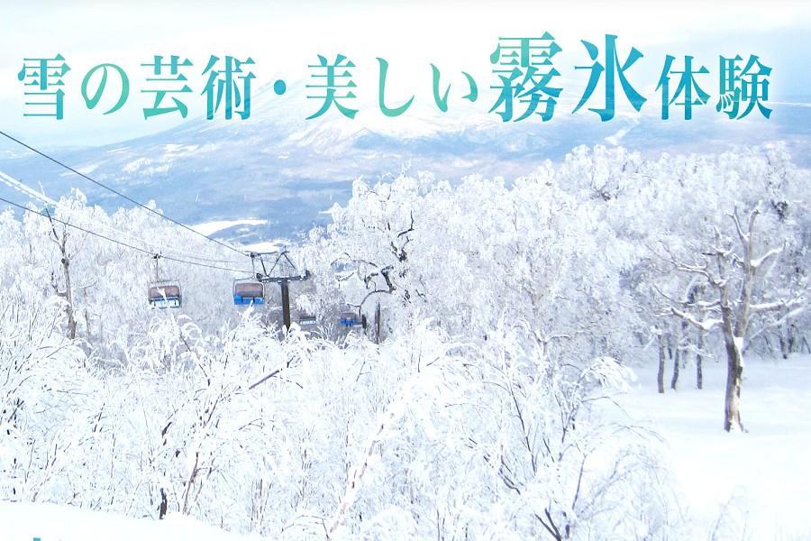【北海道豬事大吉】冬季限定夢幻霧冰、雪祭迎新春、大沼雪釣、和牛螃蟹5日