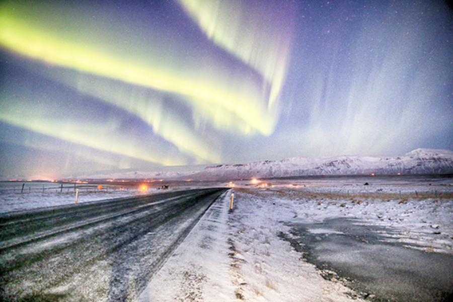 【蜜月推薦】遇見冰島極光、冰川健行極光船、暢遊英法雙城12日