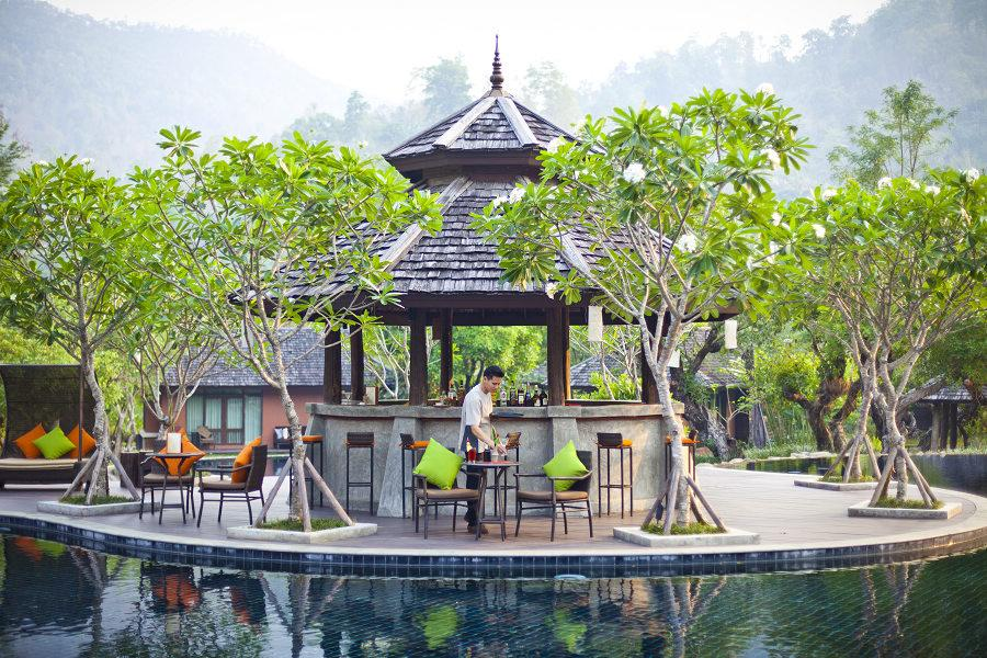 《清邁跨年趣》百萬渡假村、叢林探險、蘭納風格星巴克《含稅簽》