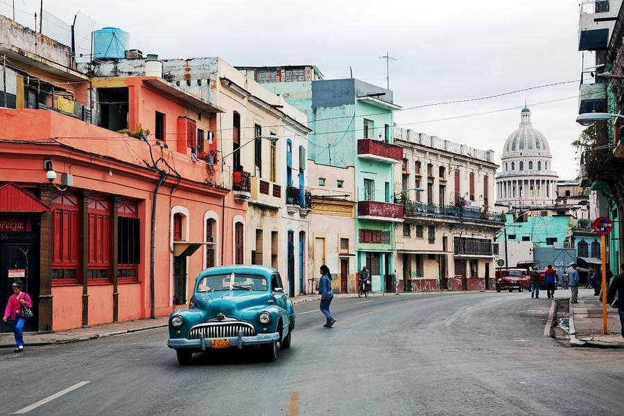 玩美加族 古巴10日《革命國度、雪茄王國、化身大文豪海明威、深度哈瓦那