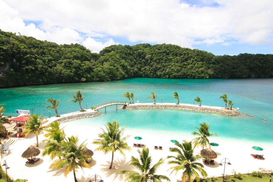 帛琉北島海陸玩透透、水母湖、大斷層、海豚灣優質6日-老爺酒店