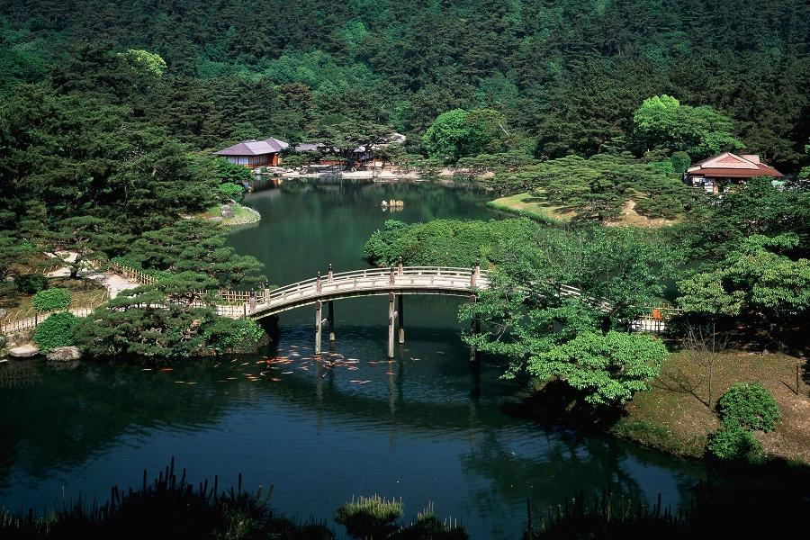【小豆島、賀新年】寒霞溪纜車、橄欖樹公園、大步危峽、道後溫泉5日