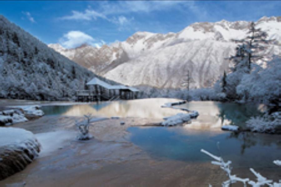 【華信假期】冰川奇景~海螺溝.四姑娘山八日