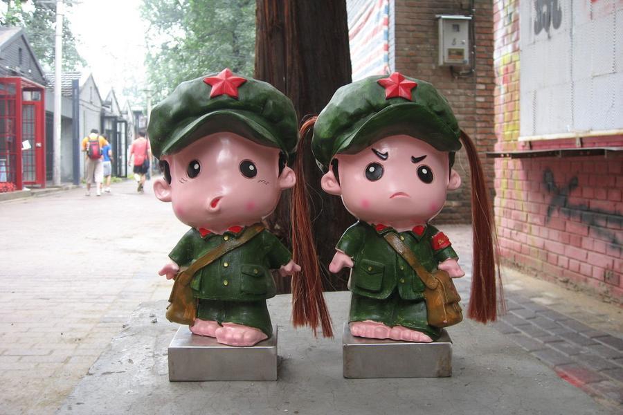 【北京攻略】跟著瓔珞逛京城、居庸關長城、四大文化遺產五日