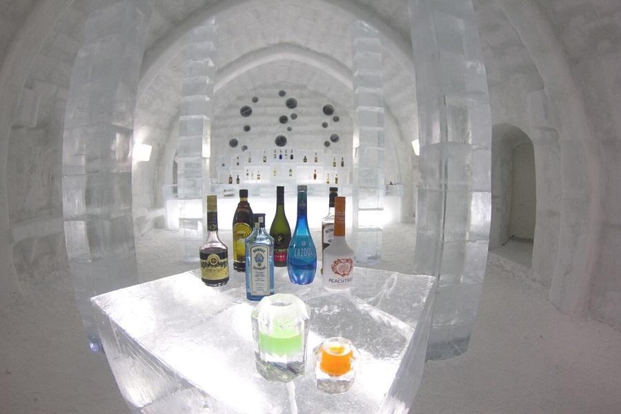 【北海道感凍之旅】然別湖冰上村~手製冰杯.破冰船.層雲峽冰瀑祭5日