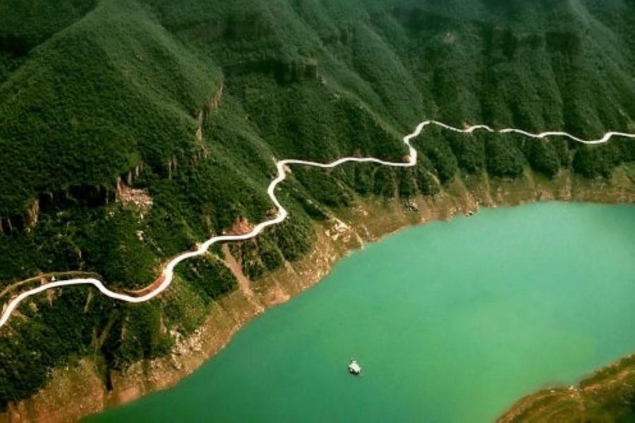 【華信假期】太行大峽谷~龍門石窟.雲台山頂級八日