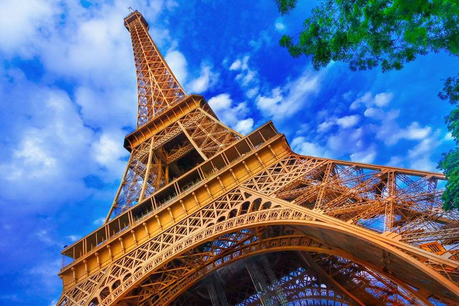浪漫法國巴黎 梵谷奧維小鎮 塞納河 香檳品酒 Outlet 8天