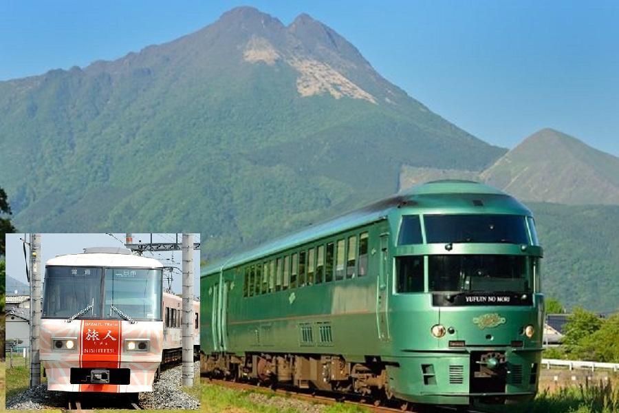 【九州鐵道、賀新年】太宰府旅人列車、湯布院之森、別府空中纜車5日