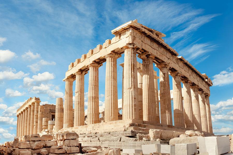 【北進南出】希臘10天~ 天空之城、愛琴海雙島遊