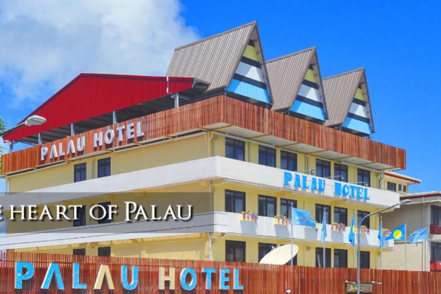 【PALAU HOTEL】帛琉三次出海、水母湖、大斷層、牛奶湖悠遊6日