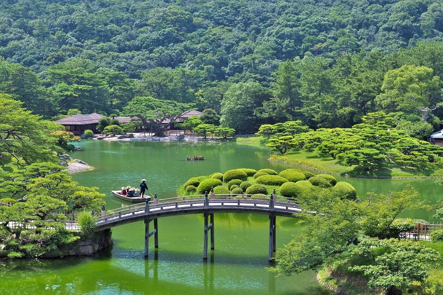 【立山魅力】大阪立山兼六園上高地飛驒合掌村名花之里5日