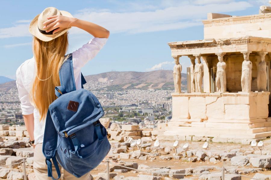 【賺很大】希臘衛城、聖多里尼米克諾斯雙島、世界遺產巡禮10日