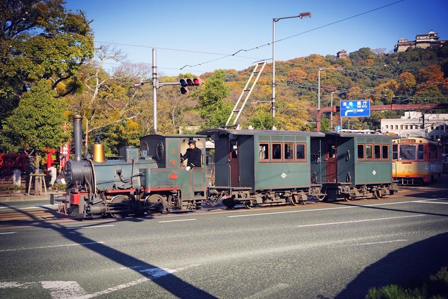 【四國松山】道後蒸氣火車、四萬十川遊船、足摺溫泉5日
