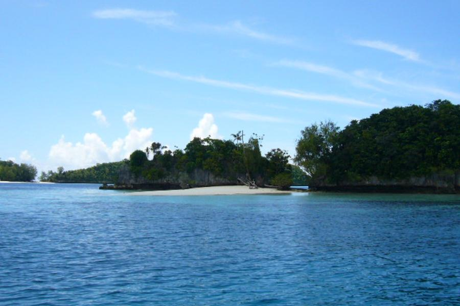 【老爺酒店】帛琉超值水母湖、大斷層、牛奶湖、美人魚水道6日