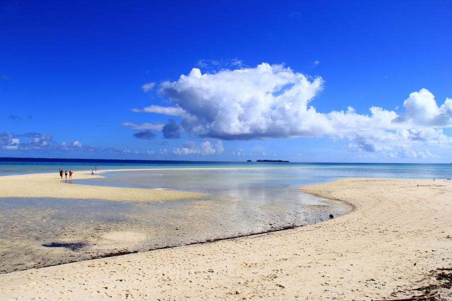 【泛太平洋渡假村】帛琉北島海陸暢遊、水母湖、大斷層、牛奶湖6日