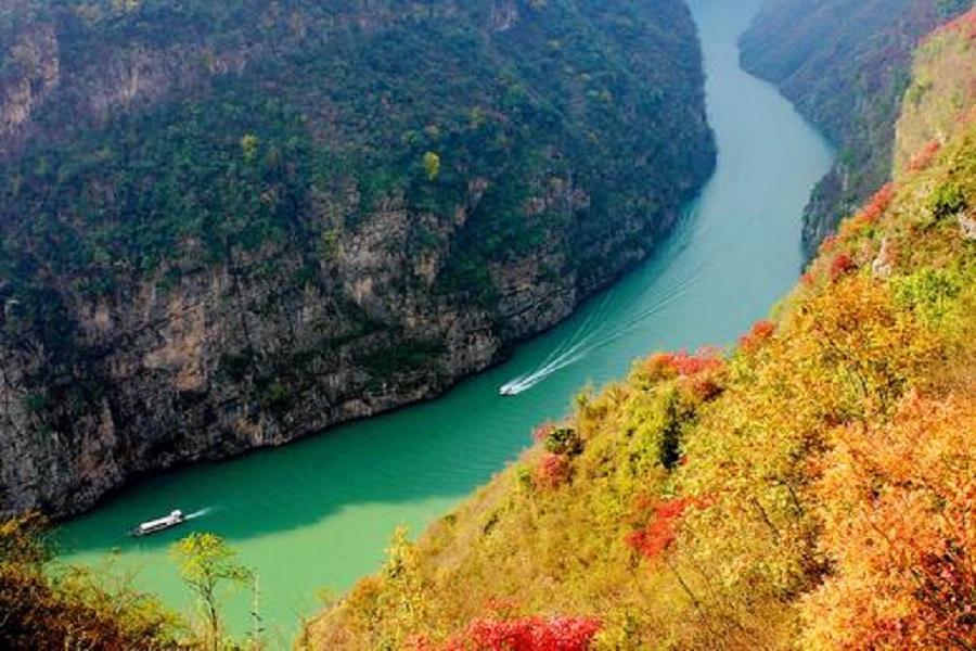 【南航假期】 赤水、佛光岩、5★黃金8號長江三峽《下水》、黃鶴樓8天