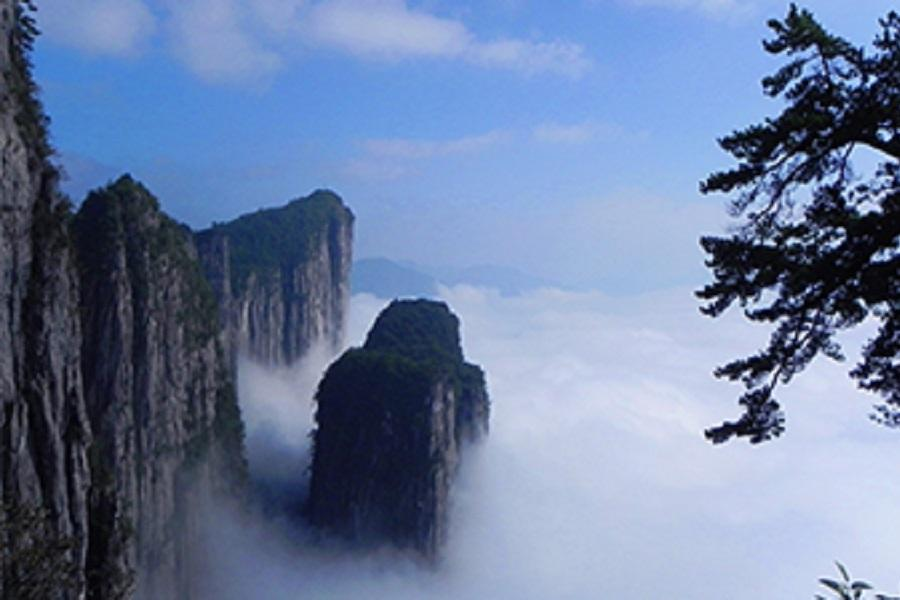 【中國世家】山城重慶~世界遺產武隆、恩施大峽谷、烽煙三國八日