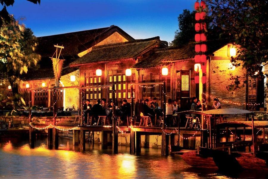 【就來烏鎮住一晚吧】姑蘇古典園林、上海超級城市、享樂4日