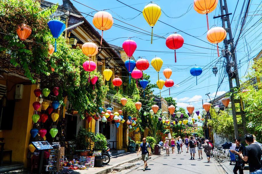 FE 峴港原來可以醬玩、樂遊峴港漫遊會安、纜車樂園美食五日