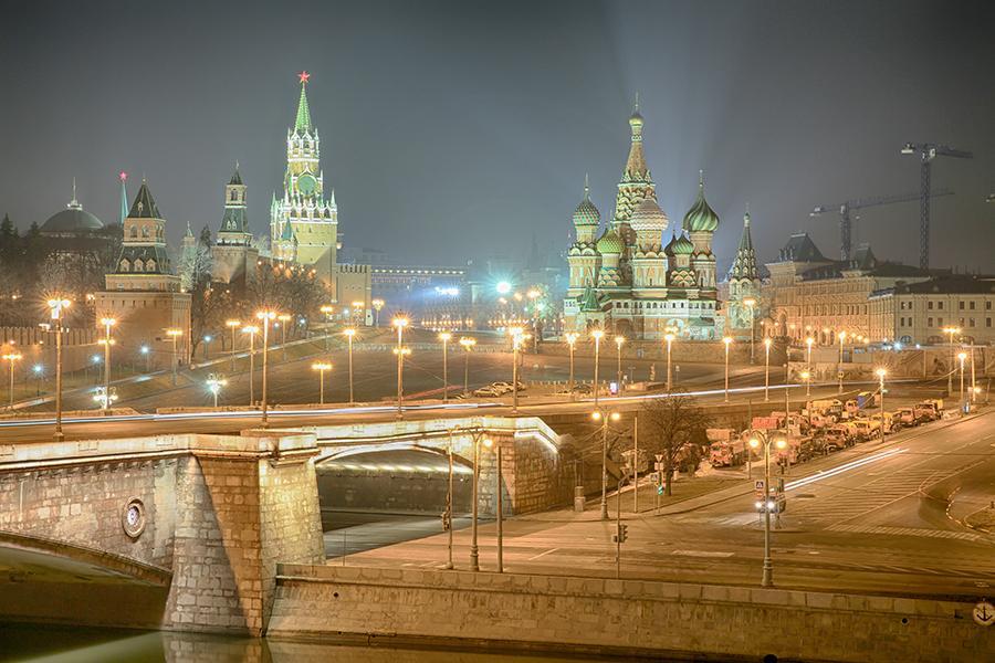 【線上旅展】俄羅斯冬宮博物館、克里姆林、馬戲團、伏特加、莫斯科地鐵8日