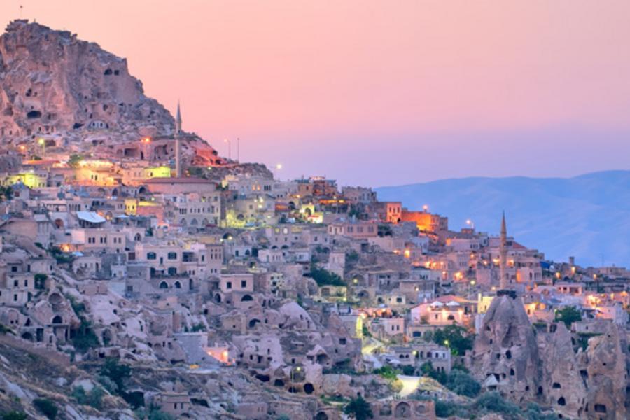 【 線上旅展】土耳其單飛、棉堡、番紅花城、黑海阿瑪斯拉、二晚洞穴10日