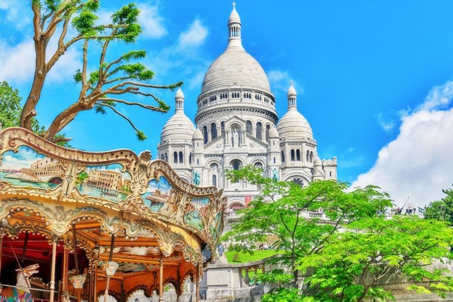 【震撼低價】法國巴黎大堂、梵谷奧維小鎮、左岸、蒙馬特、Outlet8日