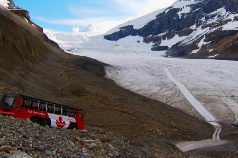 加拿大落磯山水 冰原雪車 露易絲湖城堡 維多利亞10日CX