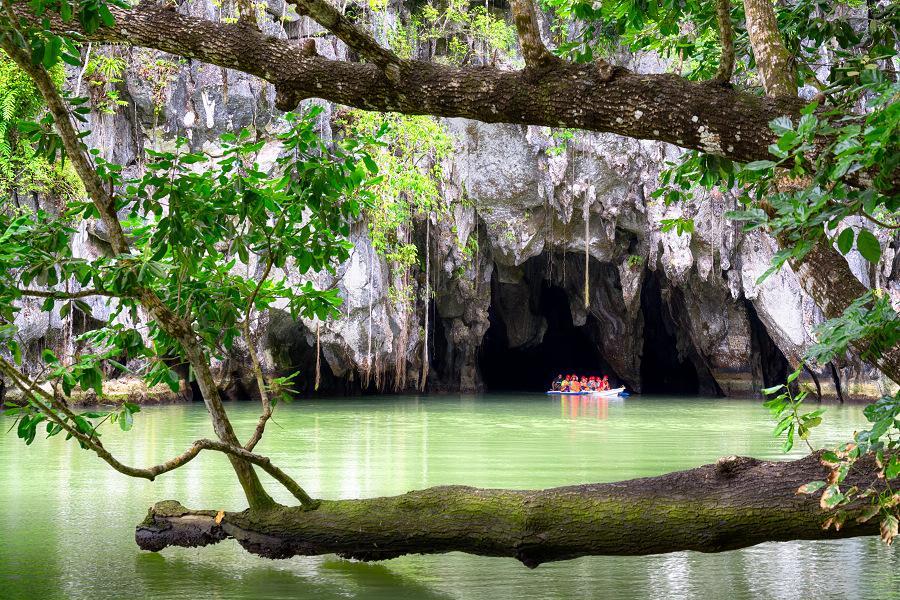 【愛上巴拉望】一島一飯店、本田灣跳島、地底河流、夜太美酒吧-虎航五日