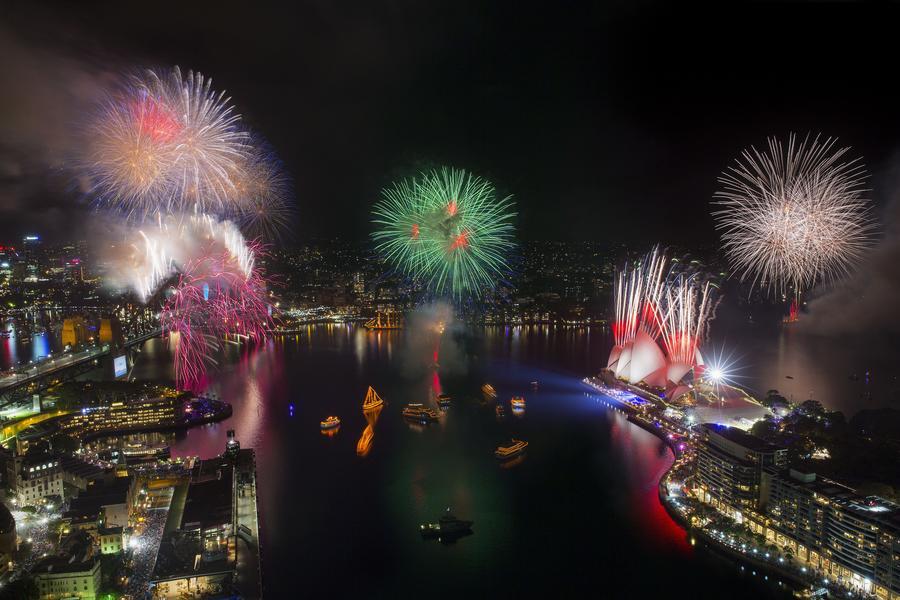 【雪梨跨年煙火】歌劇院跨年•黃金無尾熊•酒莊•廚師帽餐雙城9日