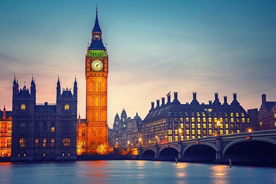 日不落 英國倫敦七天