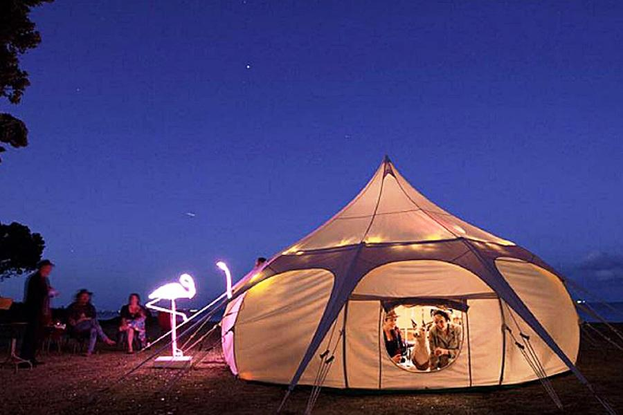 || 自然.心體驗 || 仲夏夜之夢~星空華麗露營5日