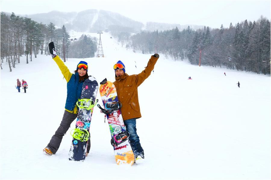 【主題旅遊】冬季瘋滑雪~栂池高原滑雪教學5日