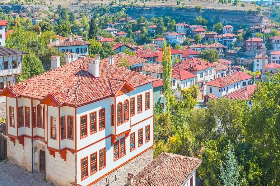 【賺很大】土耳其送熱氣球、以弗所、安塔麗亞、番紅花城、齊拉岡午茶12日