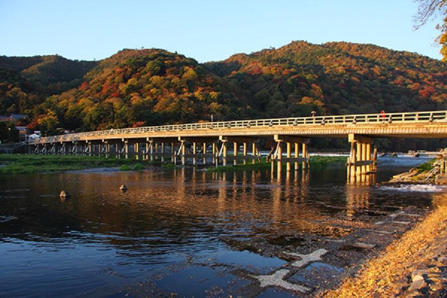 【酷爆三都】日本京都嵐山伏見大阪自由散策5日