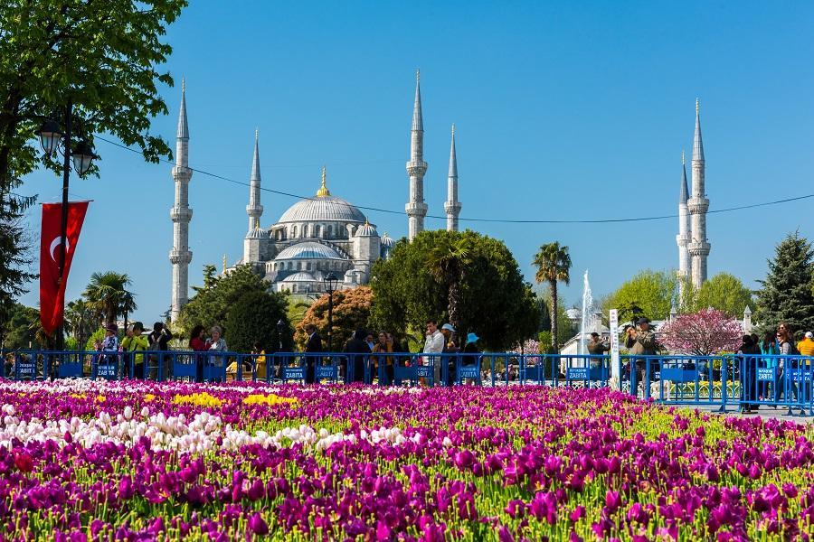 【賺很大】土耳其鬱金香花季、居爾哈尼公園、地下城、鹽湖、送網卡10日