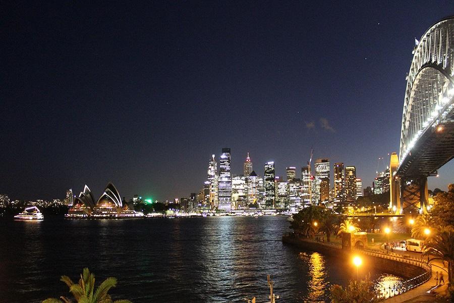【送北雪梨夜景】精彩雪梨藍山6日~纜車、遊船、歌劇院、雪梨大學、無尾熊