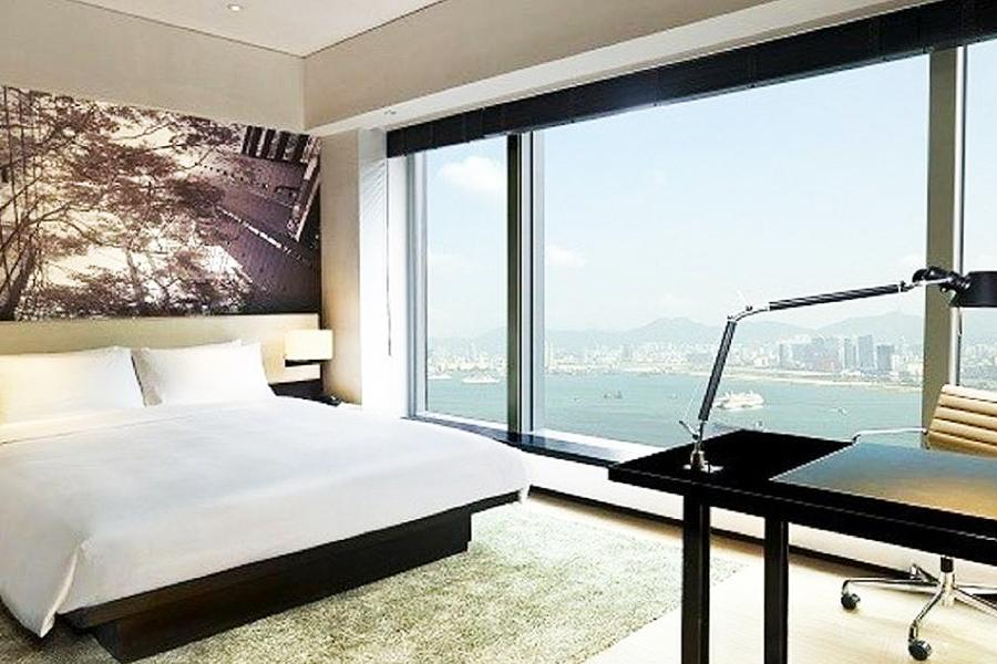 【週末GO 享超值】香港自由行3日-東隅酒店 -免費升等海景房 (稅外)