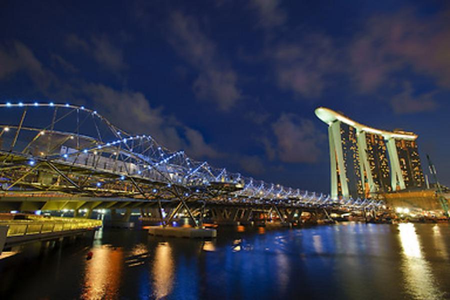 【金沙一夜情】~新加坡自由行四日