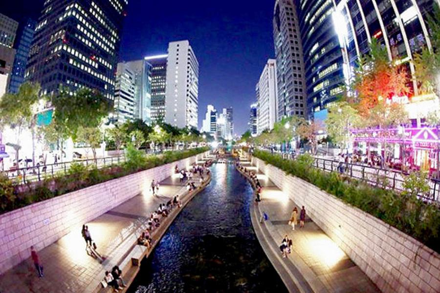 【限時促銷~暑假搶先購】首爾自由行4日(可續住延回-泰國航空)