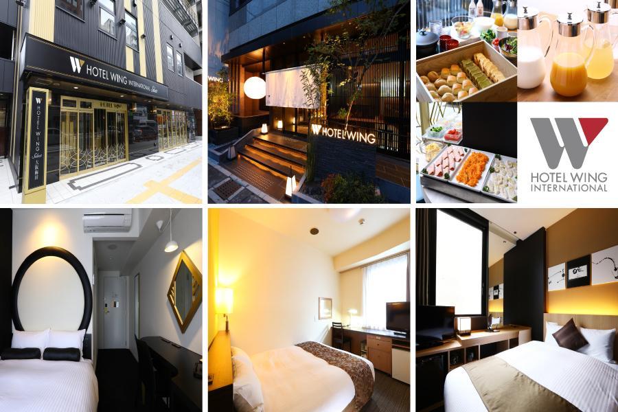 【WING系列】大阪、京都 WING系列酒店自由行4日(可續住延回-國泰航空)